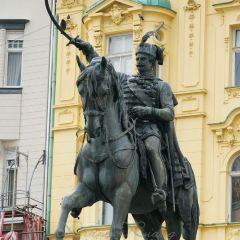 Ban Josip Jelacic Monument User Photo