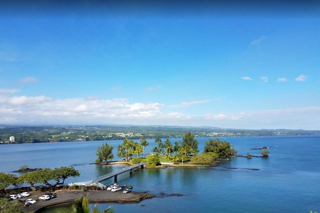 Six small towns in Hawaii