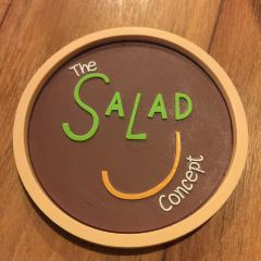 The Salad Concept User Photo
