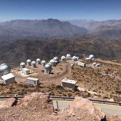 Cerro Tololo Inter-American Observatory User Photo