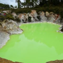 Wai-O-Tapu Thermal Wonderland User Photo