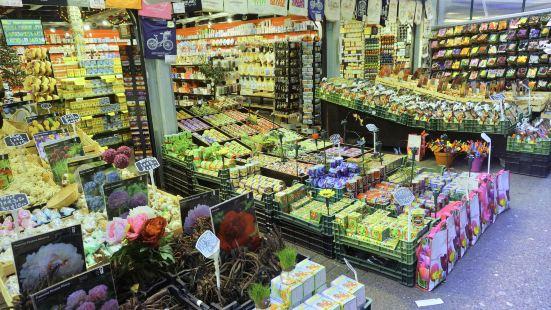 辛格鮮花市場