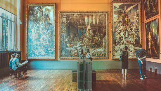 古斯塔夫莫羅博物館