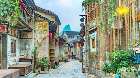 黃姚石板街