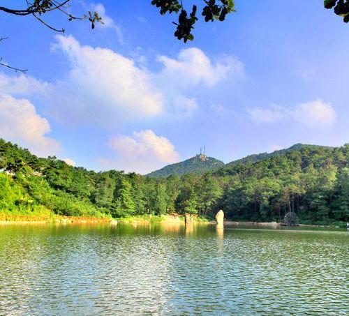 Lushan National Forest Park