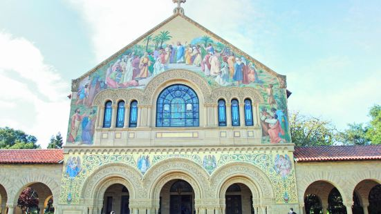 The Memorial Church of Stanford University