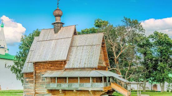 木制聖尼古拉教堂