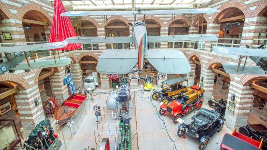 Cengelhan Rahmi M.Koc工業博物館