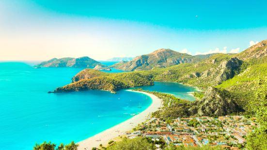 土耳其死海