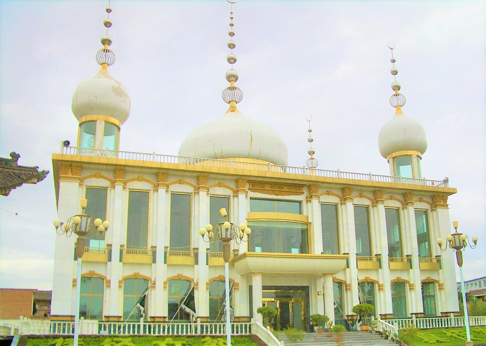 Linxia Huasi Gongbei Mosque