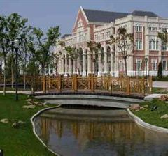 상해외국어대학교 여행 사진
