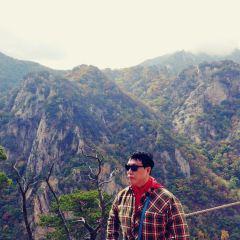 설악산 국립공원 여행 사진