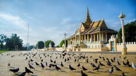 Exhibition Halls in Phnom Penh