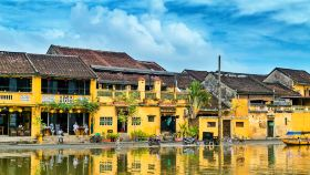 Architecture in Hoi An