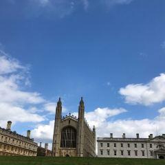 케임브리지 대학교 여행 사진