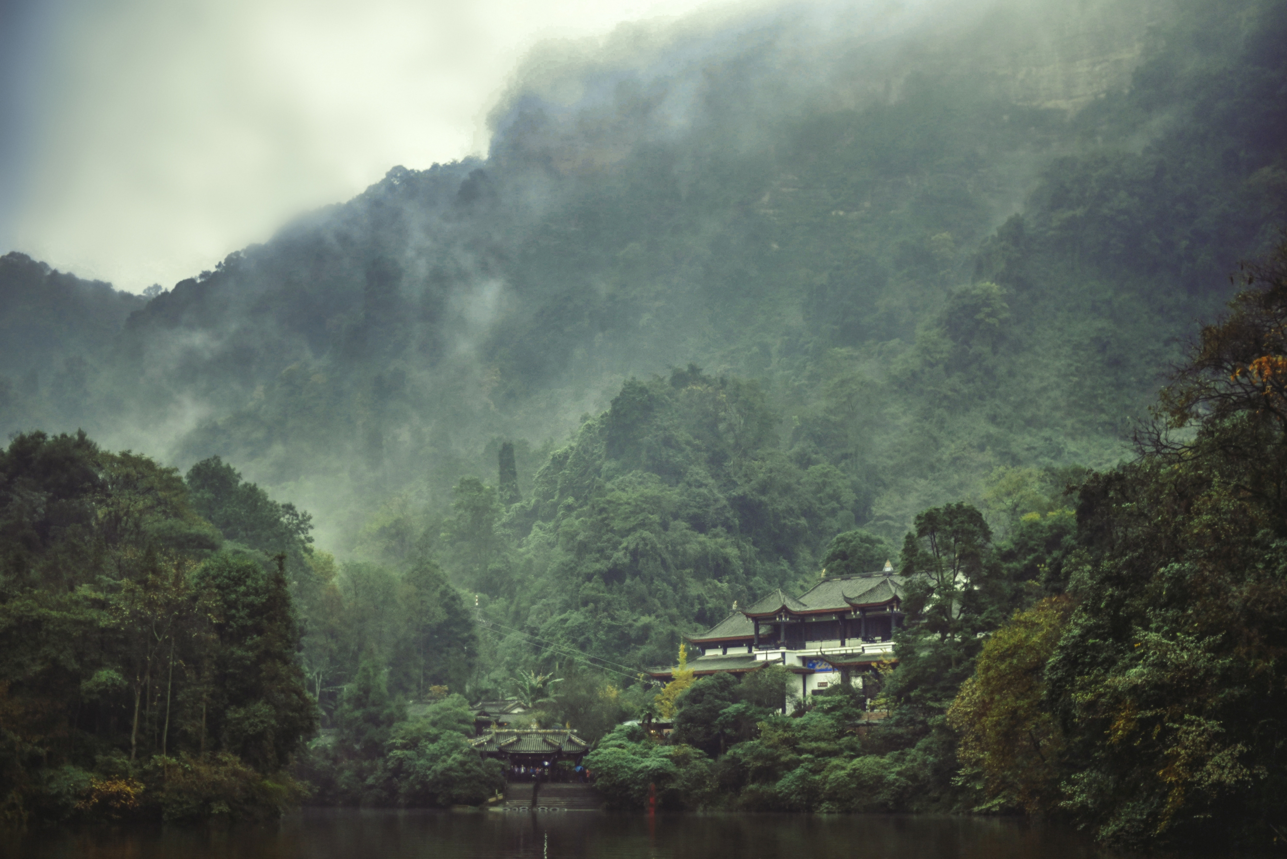Day Trip to Dujiangyan Irrigation Project And Mt.Qingcheng
