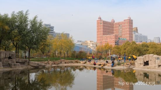 Bitang Park (West Gate)