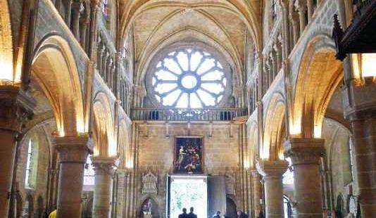 奧維爾教堂
