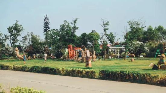 蘆花蕩濕地公園