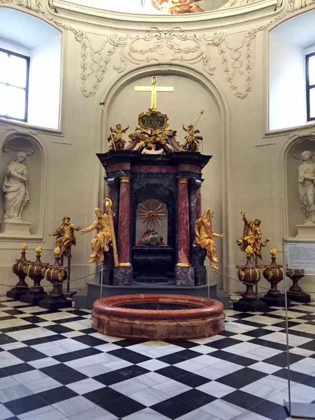 Mausoleum of Emperor Ferdinand II