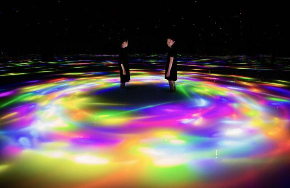 新型藝術館 - 東京豐洲 teamLab Planets TOKYO 數位美術館門票