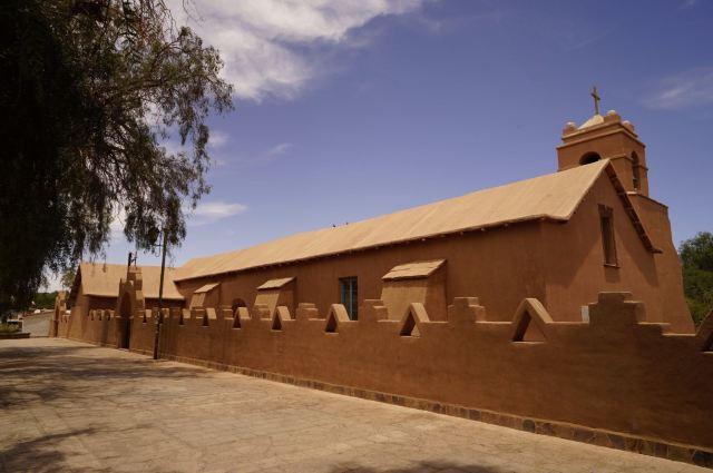 Church of San Pedro de Atacama