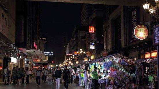 印象小吃街
