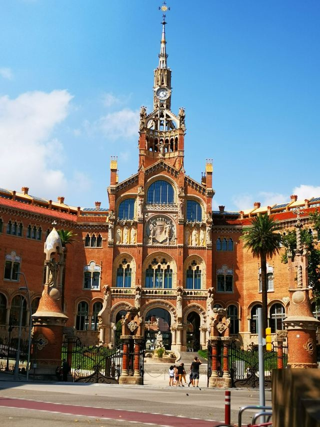 聖十字聖保羅醫院