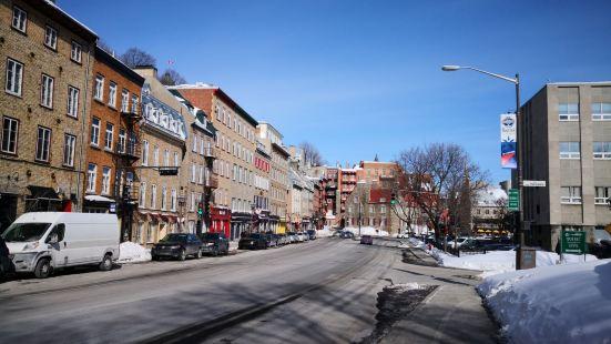 Rue Saint-Ann