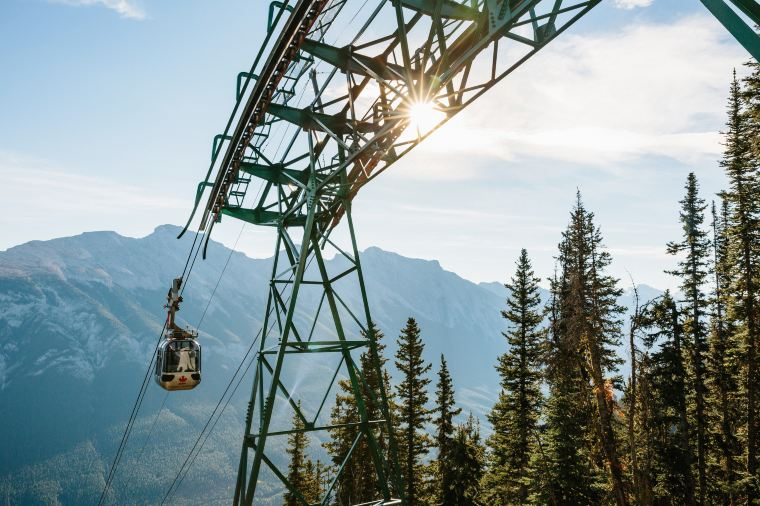 A Guide to having a Gondola Ride in Banff, Canada