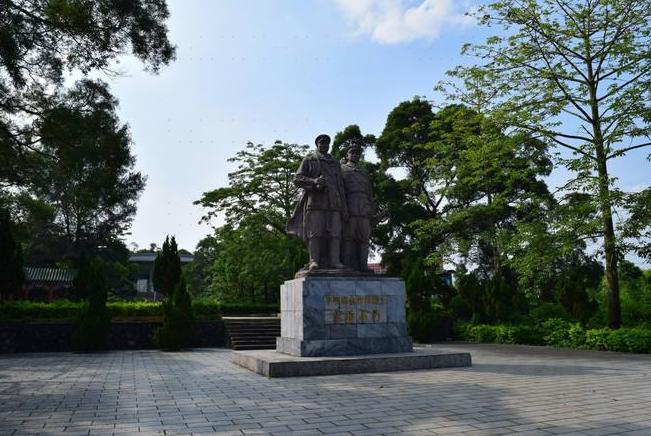 Beiliu Lizuoyu Memorial Hall