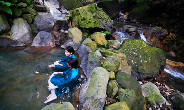 How to Take A Leisurely Hot Spring in Kyushu