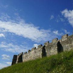 요크 성벽 여행 사진