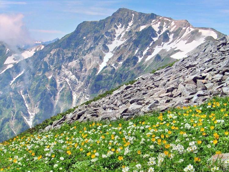 Mount Shirouma