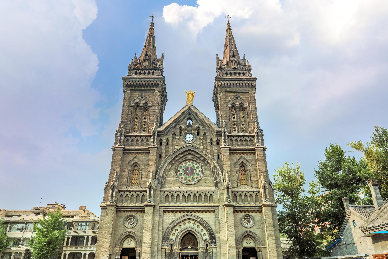 난관성당(남광천주교당)