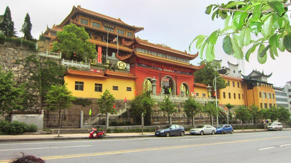 Bailu Temple
