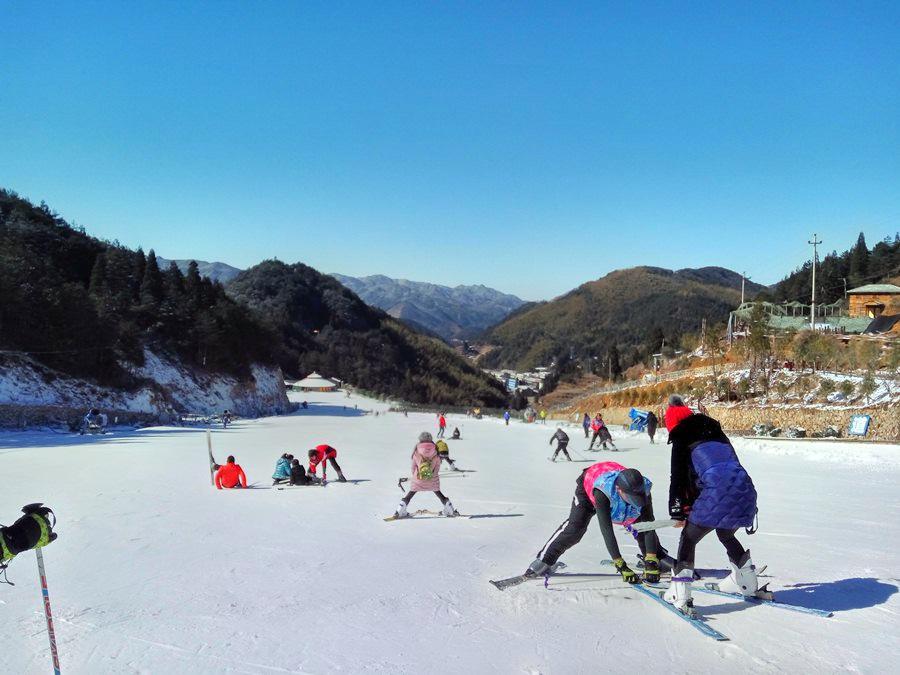 Lvshuijian Ski Resort
