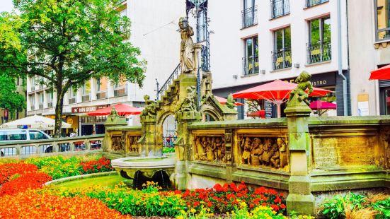 Heinzelmannchenbrunnen