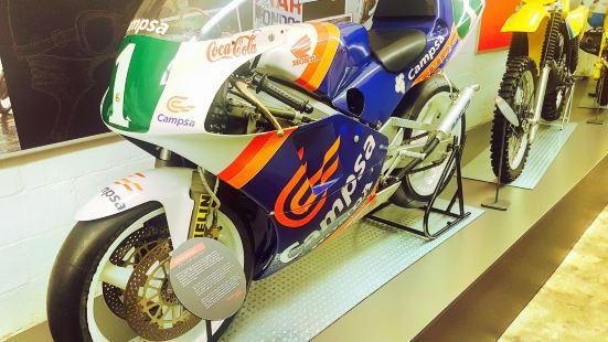 Museo Moto Barcelona