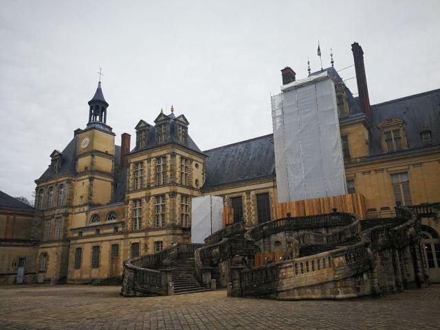 Fontainebleau Palace