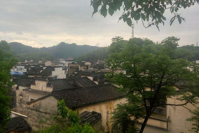 Zhanqi Sceneic Area