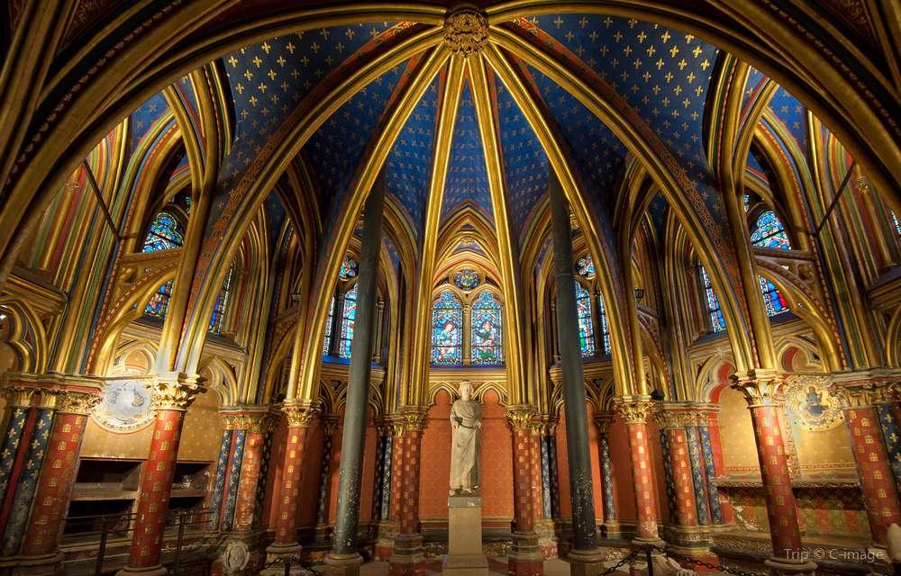 聖禮拜堂 / 巴黎古監獄門票