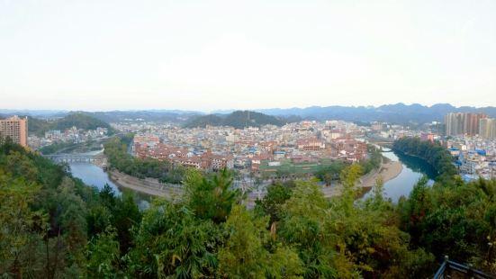 玉水金盆觀景台