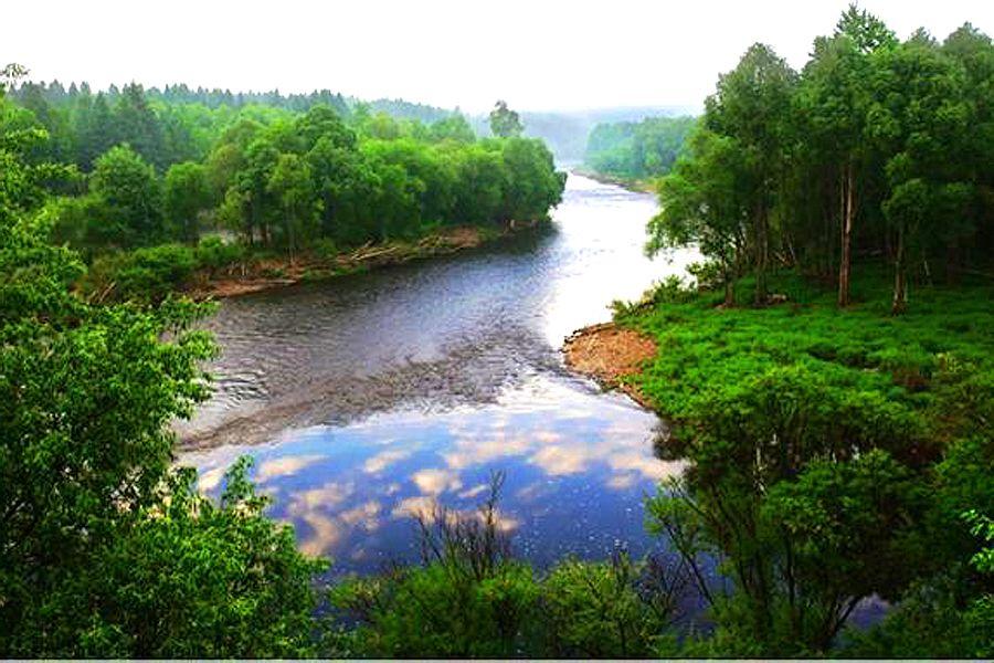 Dazhanhe National Forest Park