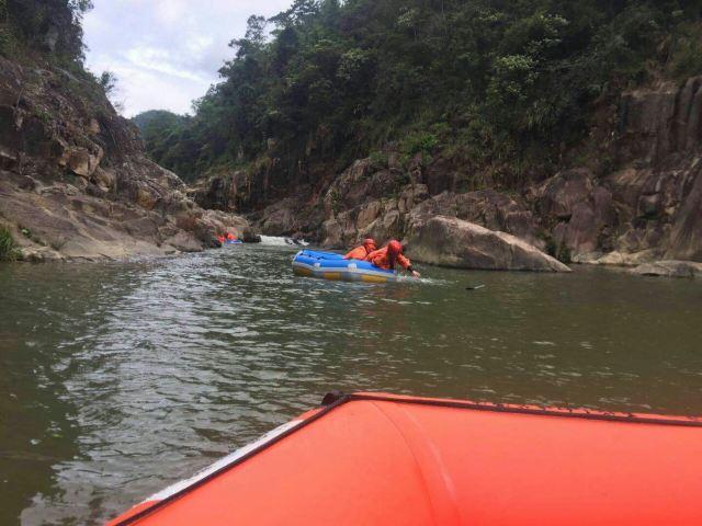 Red Crayon Rafting