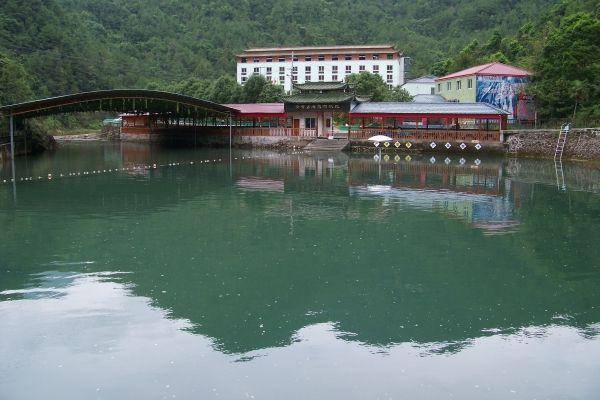 Shuntaiqingyungu Sceneic Area