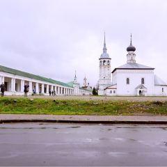 Trading rows  in Suzdal User Photo