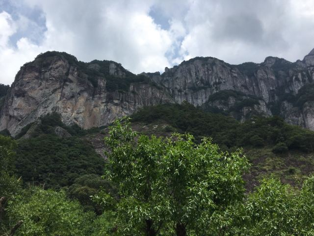 진주졘 계곡