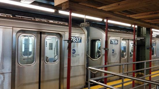 紐約地鐵博物館