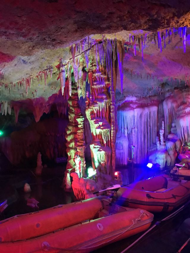 Underground Milky Way Tourist Area